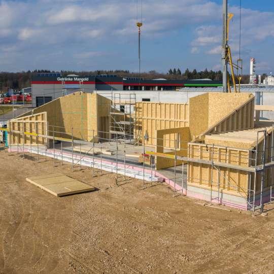 Holzhäuserbau
