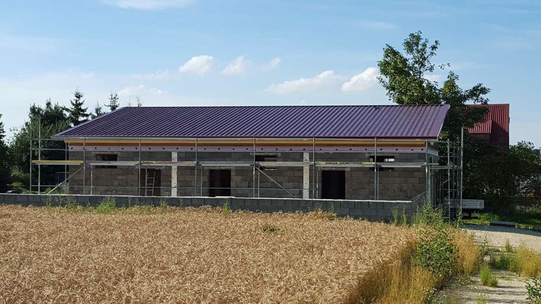 Neubau Schweinestall